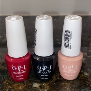 Opi gel polish set!